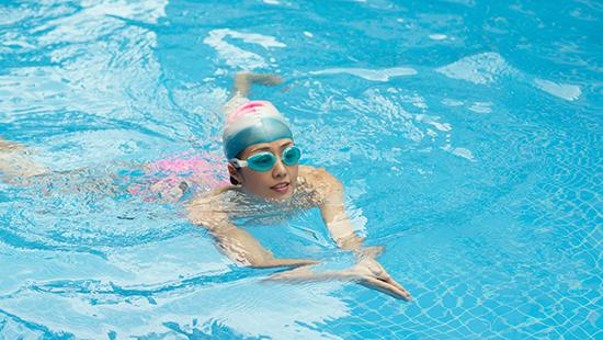 recreatie zwemmen